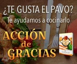 Recetas para Acción de Gracias